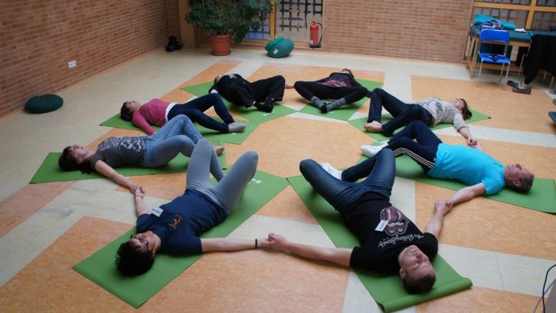 TRE - Trauma & Tension Releasing Exercises